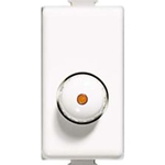 BTICINO MAGIC TT MATIX AVORIO  DIMMER A MANOPOLA 100-500W A5706