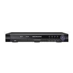DVR H264 SERIE RAS 4 INGRESSI VIDEO 100 IPS