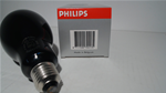 PHILIPS LAMPADA WOOD 160W 220-240V E27BLACKLIGHT BLUE MLW160