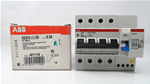 ABB DS674 DIFFERENZIALE MAGNETOTERMICO 4P C6 0,5 10000KA  EY 280 0