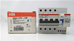 ABB DS674 DIFFERENZIALE MAGNETOTERMICO 4P C10 0,5 10000  EY 282 6