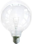 GENERAL LIGHTING 91093 LAMPADA GLOBE G125 SOFT 60W E27 INCANDESCENZA
